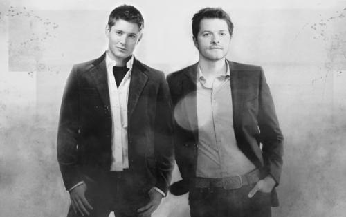 Castiel/Dean&Castiel*