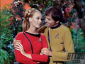 Chekov and Martha - sulu-and-chekov photo