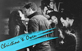 Christina &amp; Owen - greys-anatomy wallpaper
