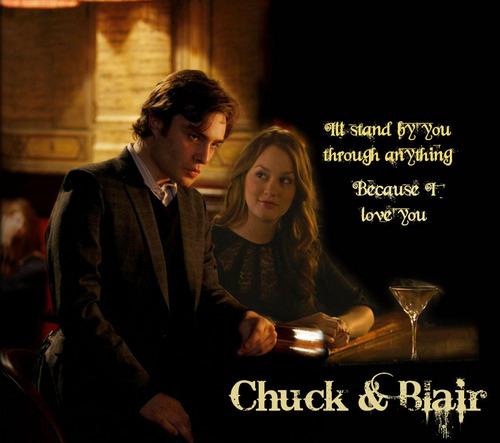 Chuck & Blair epicness