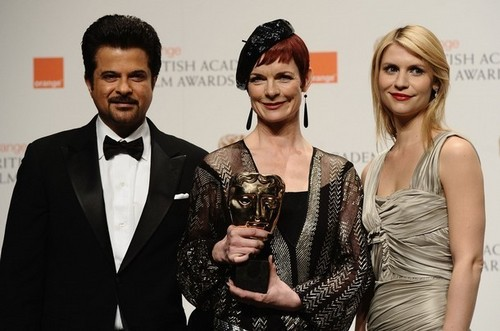 Claire @ 2010 jeruk, orange British Academy Film Awards