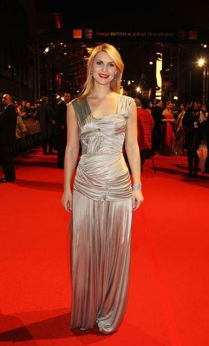 Claire @ 2010 주황색, 오렌지 British Academy Film Awards