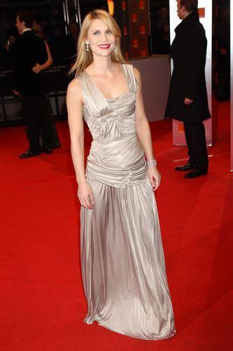 Claire @ 2010 orange British Academy Film Awards