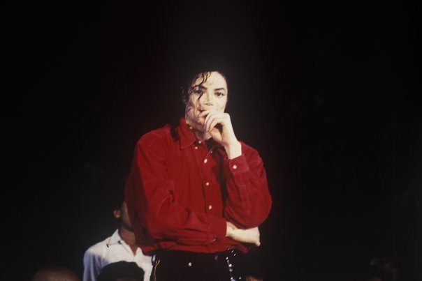 Contemplative Mj - michael-jackson photo