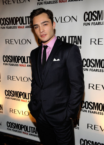 Cosmopolitan Magazine's Fun Fearless Males Of 2010