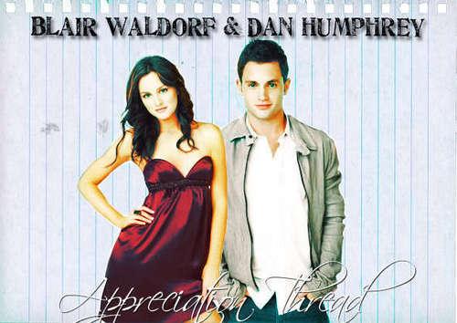 Dan and Blair wallpaper called D/B