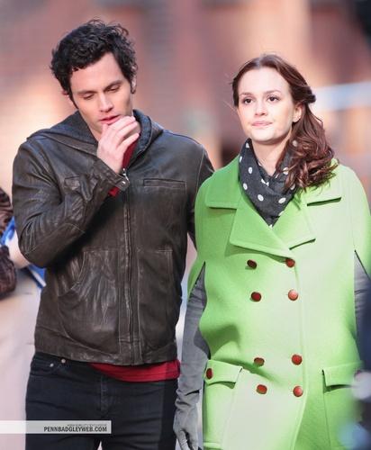 Dan and Blair!