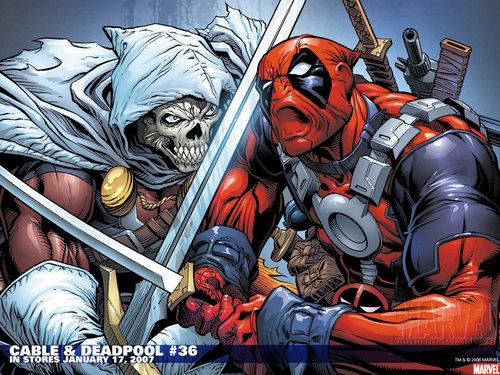 Deadpool वॉलपेपर