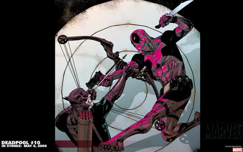 Deadpool Hintergrund