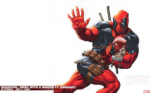 Deadpool দেওয়ালপত্র