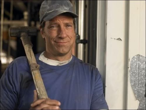 Dirty Jobs wallpaper entitled Dirty Jobs with Mike Rowe