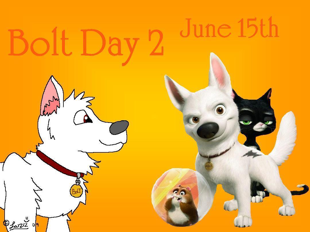 Disney Bolt Days
