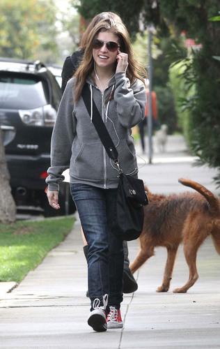 Dog Walk in Santa Monica [2/26/10] HQ