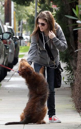 Dog Walk in Santa Monica [2/26/10]