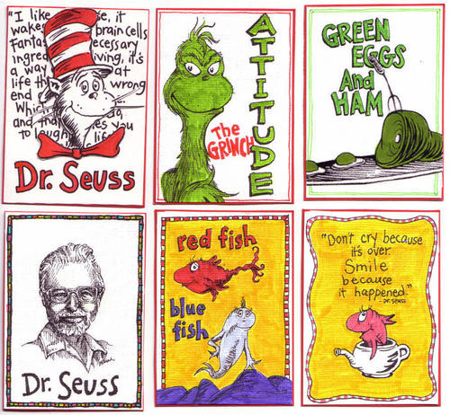 کتابیں to Read پیپر وال called Dr. Seuss