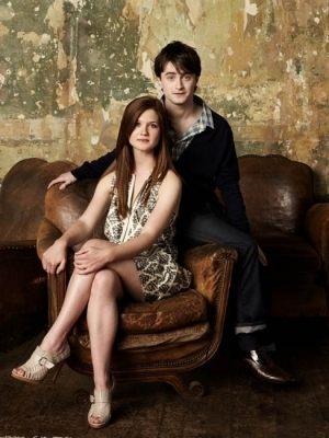 Daniel Radcliffe wallpaper called EW outtakes *new*