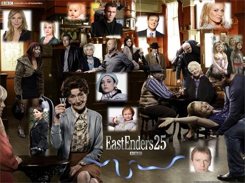 Eastenders 25 years