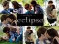 Eclipse Wallpaper - robert-pattinson-and-kristen-stewart fan art