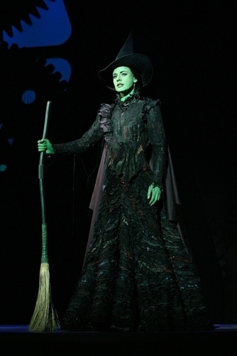 Wicked wallpaper titled Elphaba the Witch
