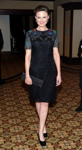 Emily @ the American Society Of Cinematographers 24th Annual Awards