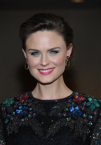 Emily Deschanel Обои entitled Emily @ the American Society Of Cinematographers 24th Annual Awards