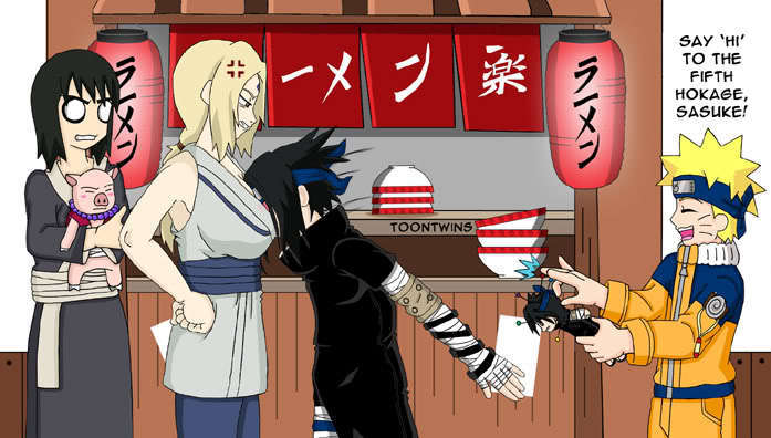 Funny Naruto - Naruto Photo (10689452) - Fanpop