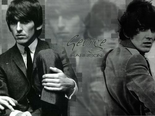 George Harrison - george-harrison Wallpaper