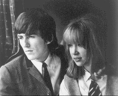 George Harrison wallpaper called George & Patti