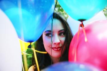 Gina Wong - Spindle