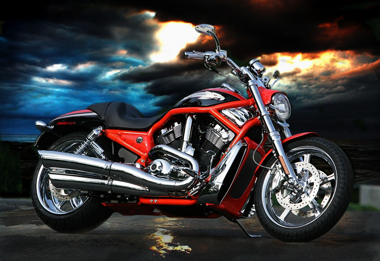 Harley-Davidson images Harley Davidson HD wallpaper and background ...