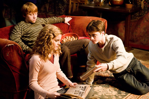 Harry Potter and the Half Blood Prince Pictures