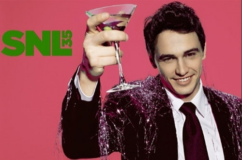 James Franco Hosts SNL: 12/19/2009