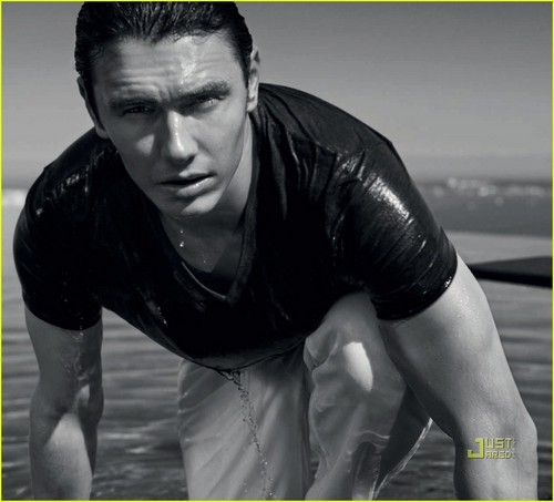 James Franco: New 'Gucci by Gucci Sport' Ad! - james-franco Photo