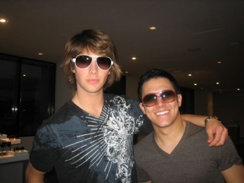James and Carlos Sunglasses