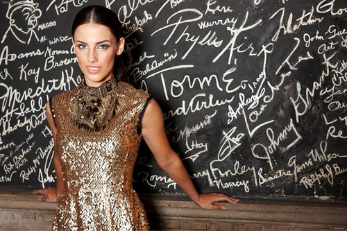 Jessica Lowndes wallpaper titled Jessica Lowndes - Life & Style Photoshoot