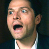 Castiel photo called Jimmy :O