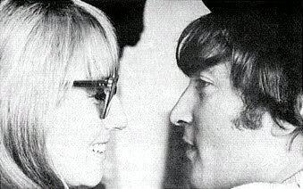 John Lennon wallpaper entitled John & Cynthia