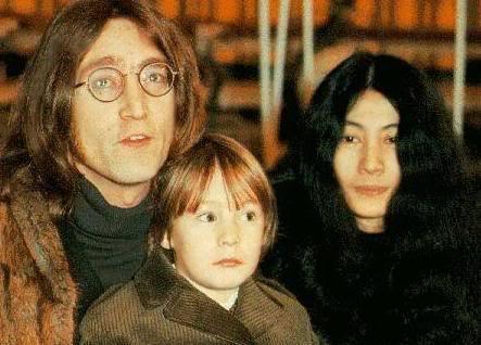 John, Yoko, & Julian