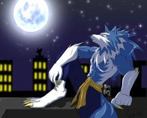 Jon Talbain full moon