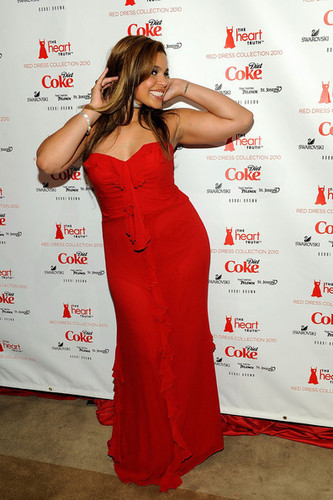 Jordin Heart Truth Red Dress Collection!