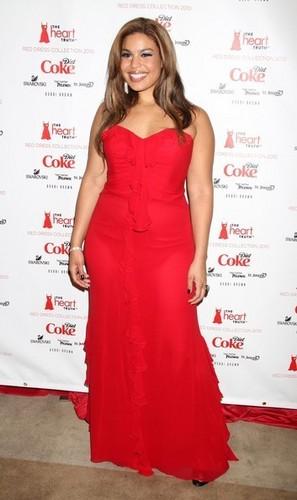 Jordin coração Truth Red Dress Collection