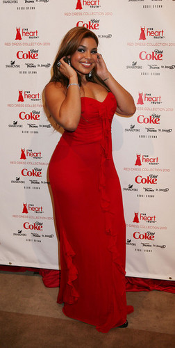 Jordin Heart Truth Red Dress Collection