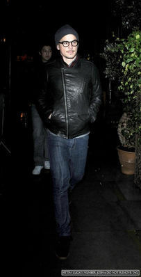 Josh Out And About <3