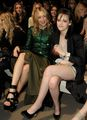 Kate at Burberry's Fall/Winter Runway Show 2010 (Feb 23rd) - kate-hudson photo