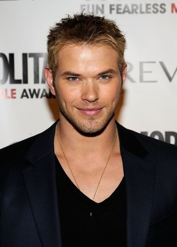Kellan Lutz At Cosmopolitan Magazine's Fun Fearless Men