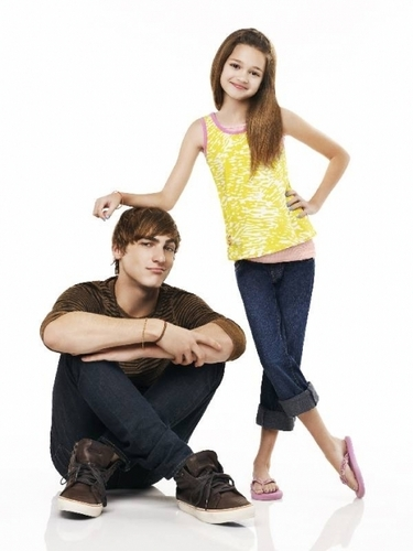 big time rush wallpaper entitled Kendall and Katie
