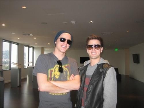 Kendall and Logan sunglasses