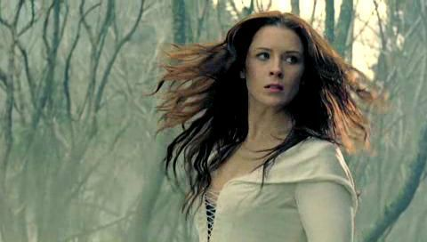 Kahlan in action