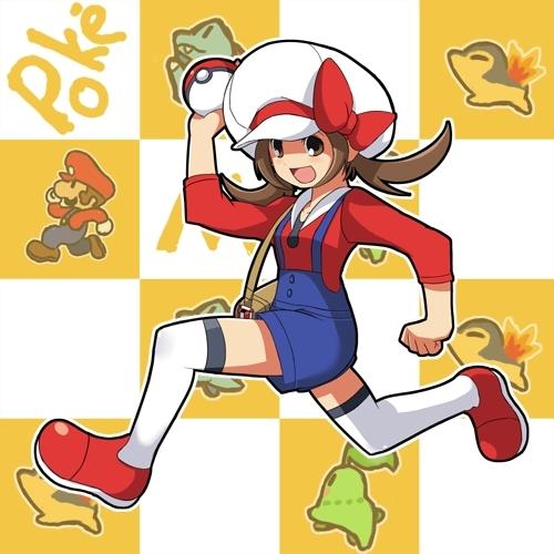 Kotone: Mario?