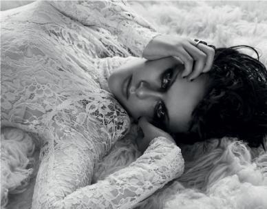 Kristen, Interview Magazine